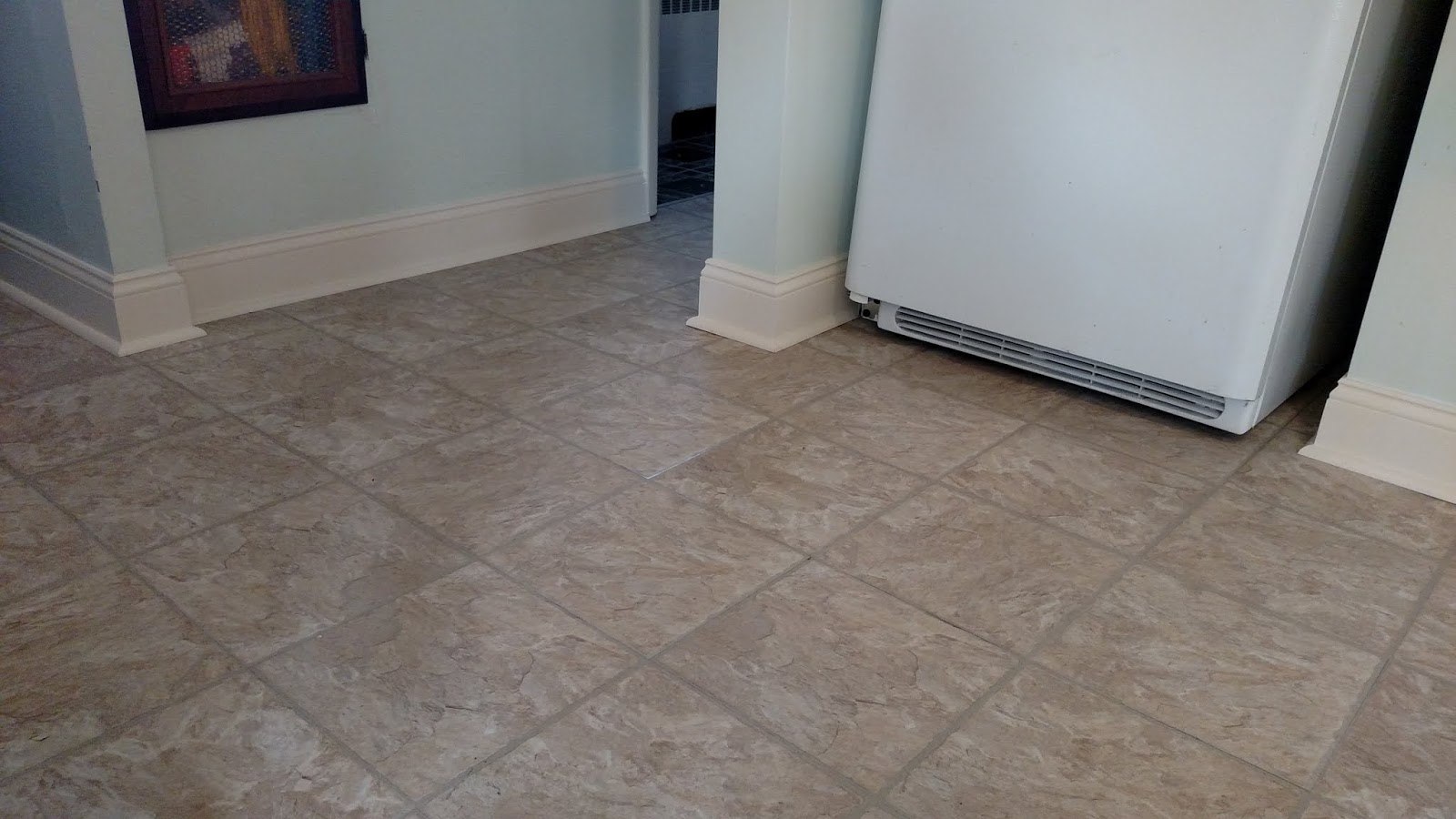 New Flooring and Baseboards in Crafton