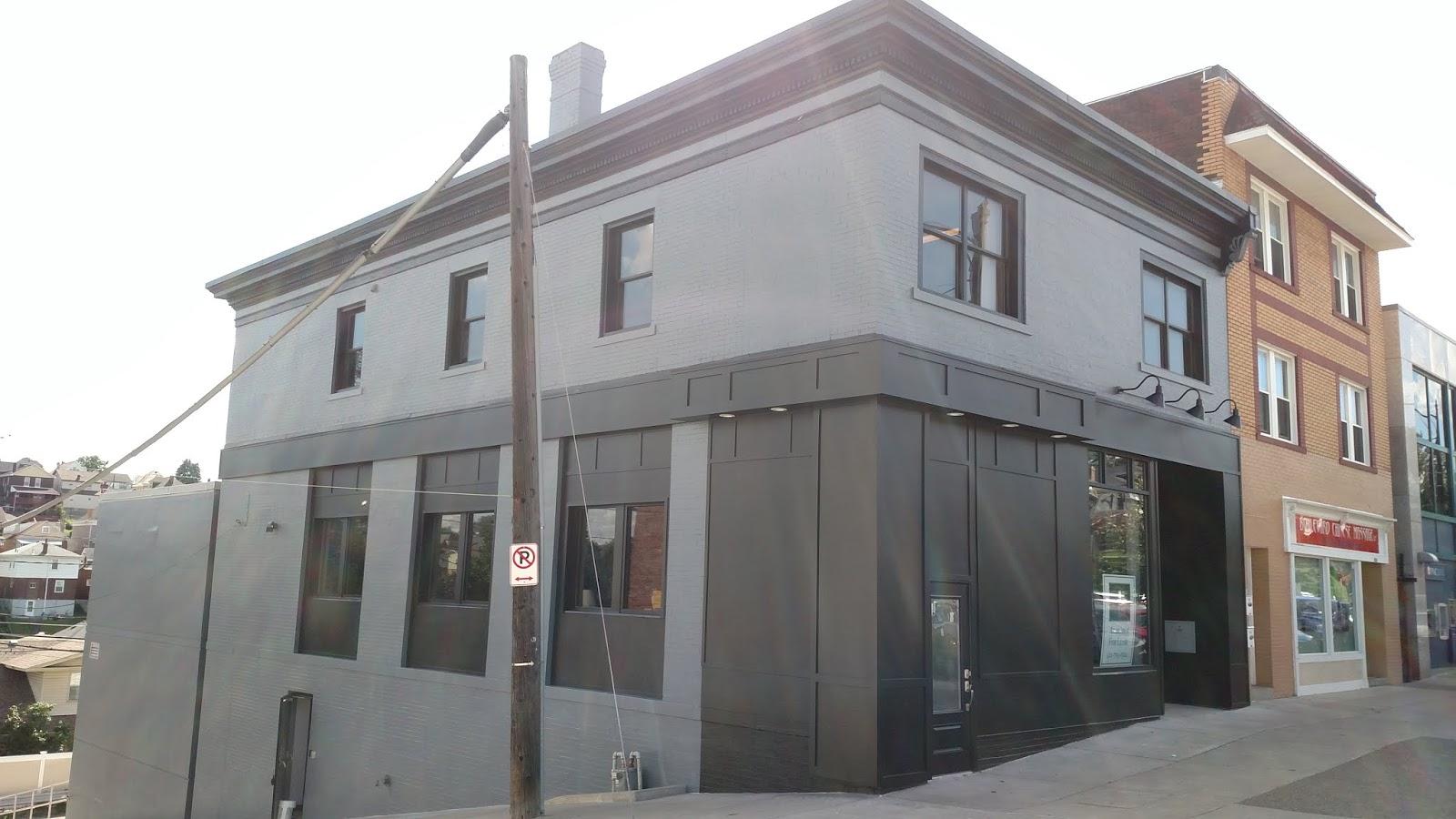 Brookline Exterior Renovation