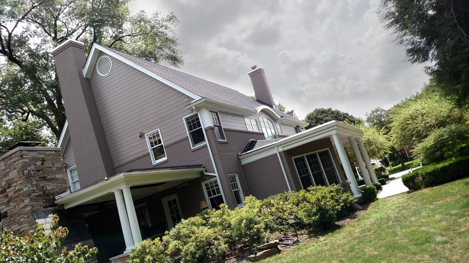 Sewickley Exterior Painting